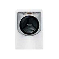 Lave-linge Hotpoint Ariston Aqualtis AQS73D 29 - Machine à laver - pose libre - largeur : 59.5 cm - profondeur : 43.6 cm - hauteur : 85 cm - chargement frontal - 48 litres - 7 kg - 1200 tours/min