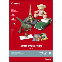 Carta fotografica Canon - Mp-101 - carta fotografica - 40 fogli - a3 - 170 g/m² 7981a008