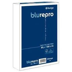 Carta Burgo - REPRO80 BLU A5 80G/MQ Confezione 10 Risme