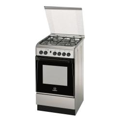 Cucina a gas Indesit - Kn1g21s(x)/i s