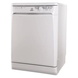 Lave-vaisselle Indesit DFP 27T94 A EU - Lave-vaisselle - pose libre - largeur : 60 cm - profondeur : 60 cm - hauteur : 85 cm - blanc