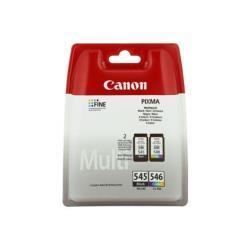 Serbatoio Canon - Pg-545 / cl-546 multipack - confezione da 2 8287b006