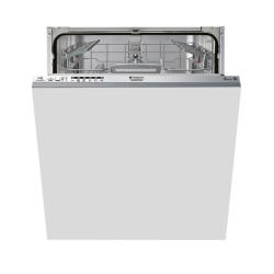 Lave-vaisselle encastrable Hotpoint Ariston ELTB 6M124 EU - Lave-vaisselle - intégrable - Niche - largeur : 60 cm - profondeur : 57 cm - hauteur : 82 cm