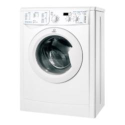 Lave-linge Indesit IWUD 41051 C ECO EU - Machine à laver - pose libre - largeur : 59.5 cm - profondeur : 32.3 cm - hauteur : 85 cm - chargement frontal - 27 litres - 4 kg - 1000 tours/min - blanc