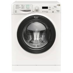 Lave-linge Hotpoint Ariston WMF 802 B IT.C - Machine à laver - pose libre - largeur : 59 cm - profondeur : 60 cm - hauteur : 85 cm - chargement frontal - 8 kg - 1200 tours/min - blanc