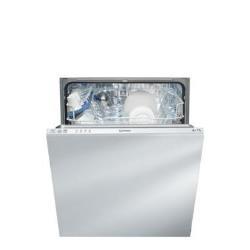 Lave-vaisselle encastrable Indesit DIF 14B1 EU - Lave-vaisselle - intégrable - largeur : 59.5 cm - profondeur : 57 cm - hauteur : 82 cm - blanc
