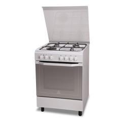 Cucina a gas Indesit - I6tmh2af(w)/i