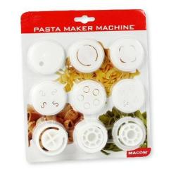 Accessorio Macom - Stampi per macchina per la pasta - bianco 857-trafile