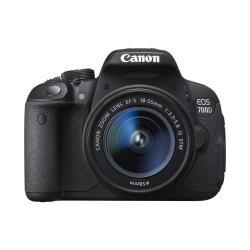 Fotocamera reflex Canon - Eos 700d ef-s 18-55 +55-250 is