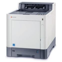 Imprimante laser Kyocera ECOSYS P6035cdn/KL3 - Imprimante - couleur - Recto-verso - laser - A4/Legal - 9 600 x 600 ppp - jusqu'à 35 ppm (mono) / jusqu'à 35 ppm (couleur) - capacité : 600 feuilles - USB 2.0, Gigabit LAN, hôte USB avec 3 ans d'assistance KYOlife