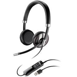 Plantronics Blackwire C720 - 700 Series - casque - sur-oreille - sans fil - Bluetooth - version standard UC
