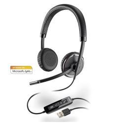 Cuffie con microfono Plantronics - Blackwire C520-M