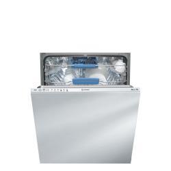 Lave-vaisselle encastrable Indesit DIF 66T9 CA EU - Lave-vaisselle - intégrable - largeur : 59.5 cm - profondeur : 57 cm - hauteur : 82 cm - blanc