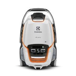 Aspirateur Electrolux UltraOne ZUOANIMAL - Aspirateur - traineau - sac - 1250 Watt - blanc glacé