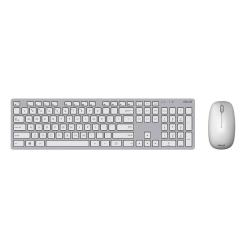 Kit tastiera mouse Asus - W5000 - set mouse e tastiera - italiano - bianco 90xb0430-bkm0w0