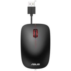 Mouse Asus - Mouse ut300 black-red