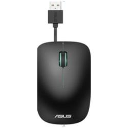 Mouse Asus - Ut300 - mouse - usb - nero, blu tiffany 90xb0460-bmu010