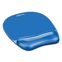 Tappetino Mouse Gel crystal tavoletta per mouse con poggiapolso 9114120