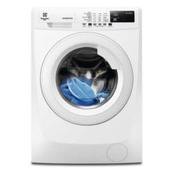 Lave-linge Electrolux RWF1484BW - Machine à laver - pose libre - chargement frontal - 8 kg - 1400 tours/min - blanc