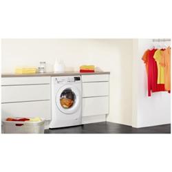 Lave-linge Electrolux RWF1074BW - Machine à laver - pose libre - largeur : 60 cm - profondeur : 52 cm - hauteur : 85 cm - chargement frontal - 7 kg - 1000 tours/min - blanc