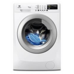 Lave-linge Electrolux RWF1486BR - Machine à laver - pose libre - largeur : 60 cm - profondeur : 52 cm - hauteur : 85 cm - chargement frontal - 8 kg - 1400 tours/min - blanc