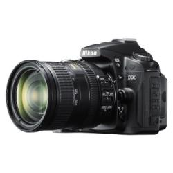 Fotocamera reflex Nikon - D90 18-200 VR Garanzia Nital 4 anni