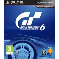 Videogioco Sony - GRAN TURISMO 6 PS3