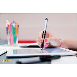 Penna Bic - 4 colours stylus