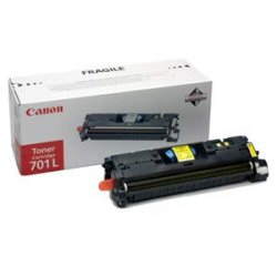 Toner Canon - 701 - nero - originale - cartuccia toner 9287a003
