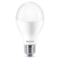 Lampadina LED Philips - Sfera E27, 120W bianco caldo