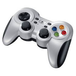 Image of Controller Wireless Gamepad F710 PC
