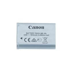 Batteria Canon - Nb-12l batteria - li-ion 9426b001