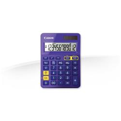 Calcolatrice Canon - Ls-123k viola