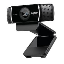 Webcam Logitech - Hd pro webcam c922 - webcam 960-001088
