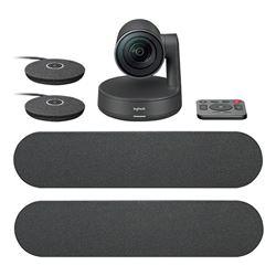 Webcam Logitech - Rally - kit per videoconferenza 960-001218
