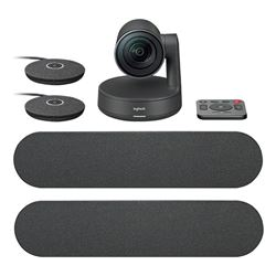 Webcam Logitech - Rally plus - kit per videoconferenza 960-001224
