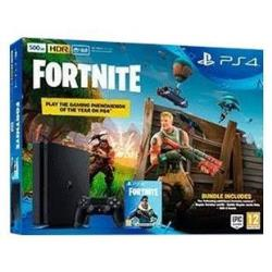 Console Sony - PS4 500GB + Fortnite Voucher