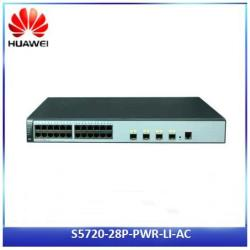 Switch Huawei - S5720-28p-pwr-li-ac
