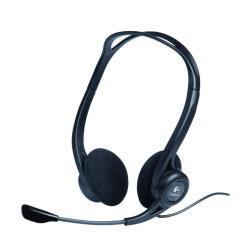 Cuffie con microfono Logitech - PC Headset 960 USB
