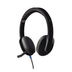 Cuffia con microfono Logitech - USB Headset H540