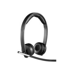 Casque Logitech Wireless Headset Dual H820e - Casque - sur-oreille - sans fil - DECT
