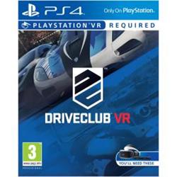 Image of Videogioco Driveclub vr