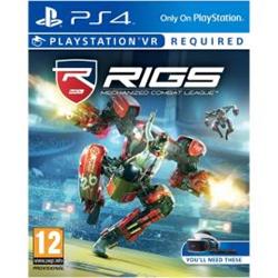 Videogioco Sony - Rigs mechanized combat vr Ps4