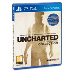 Videogioco Sony - UNCHARTED The Nathan Drake Collection PS4