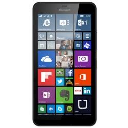 "Smartphone Microsoft Lumia 640 XL LTE - Smartphone - 4G LTE - 8 Go - microSDXC slot - GSM - 5.7"" - 1 280 x 720 pixels (259 ppi) - 13 MP (caméra avant de 5 mégapixels) - Windows Phone 8 - noir"