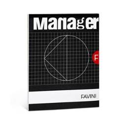 Blocco Cartotecnica Favini - Manager