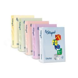 Carta Cartotecnica Favini - Favini le cirque - carta comune - 250 fogli - a4 - 160 g/m² a74t304