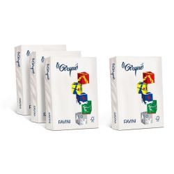 Carta Cartotecnica Favini - Le Cirque 200gr A4 Bianco
