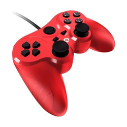 Controller Take Two Interactive - VX3 Wired Rosso PS3