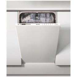 Lave-vaisselle encastrable Ignis Today ADL 101 - Lave-vaisselle - intégrable - Niche - largeur : 45 cm - profondeur : 57 cm - hauteur : 82 cm - blanc